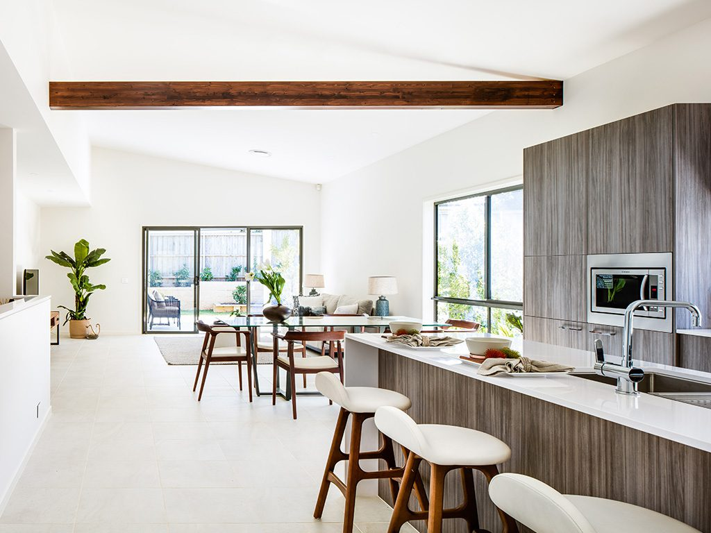 Sekisui House recently developed the infrastructure to deliver Shawood in Australia: The Hermitage, Gledswood Hills, NSW.