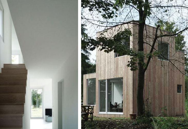 Haus am Wald Kerstin Berganski Andreas Krawczyk.