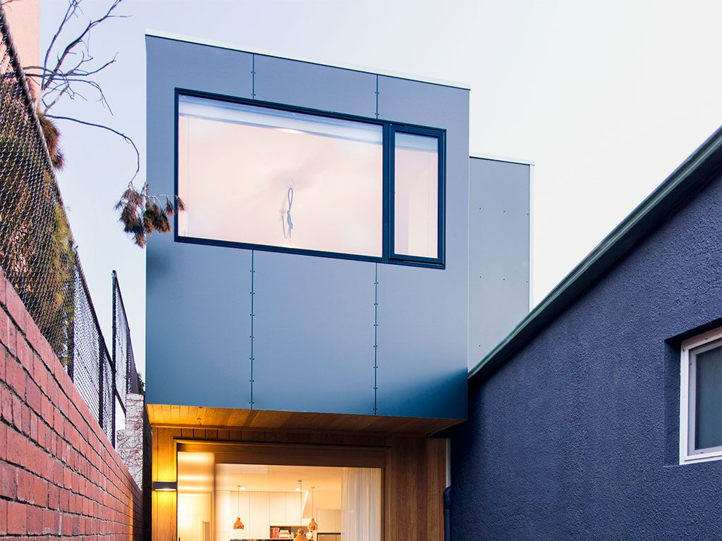 Collingwood house in Melbourne by Archiblox.