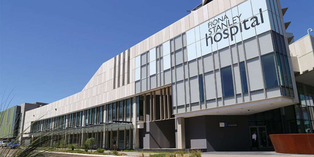 Fiona Stanley Hospital in Perth; a demonstration of precast durability.