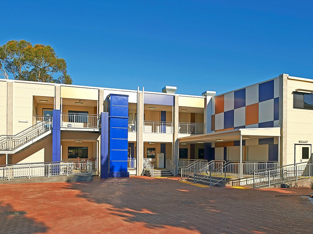 An Ausco Modular project in Perth.