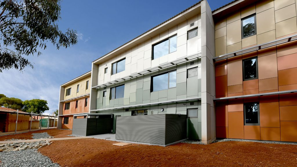 CIMC: Kalgoorlie student accommodation: the Chinese company's modular solutions are based on containers