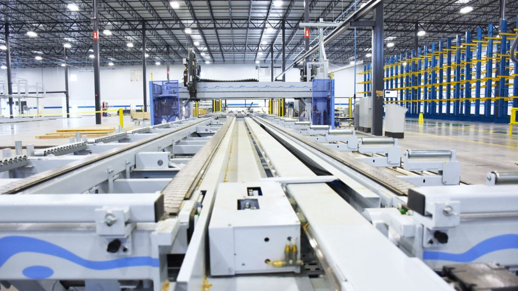 Weinmann production lines: offering a broad spectrum of technologies.