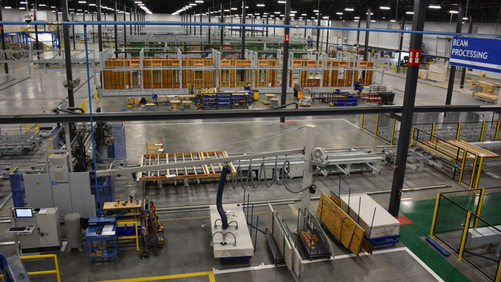 Poised for growth: The US market offers potential for companies like Blueprint Robotics.