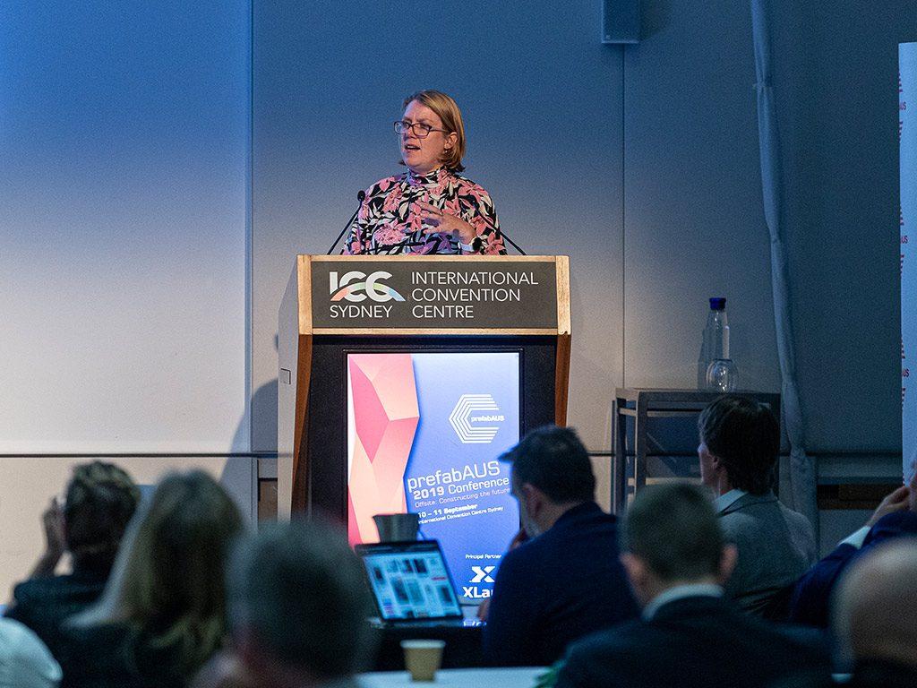 Kristin Brookfield, Chief Executive - Industry Policy - HIA.