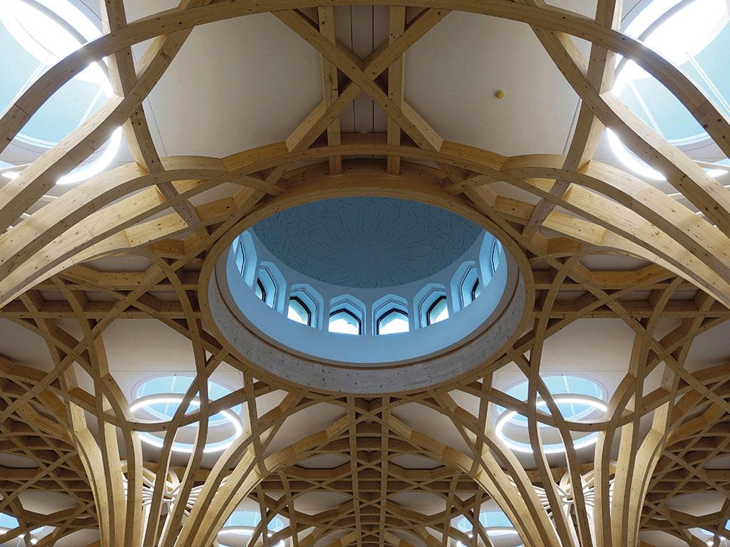 Cambridge Mosque - Blumer-Lehmann AG