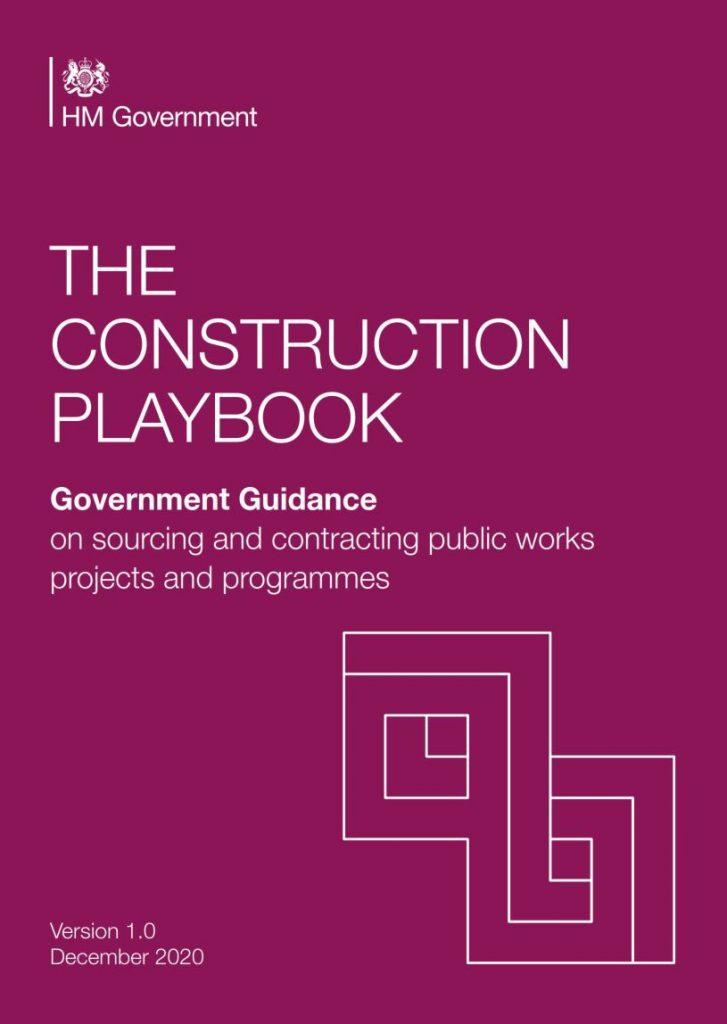 procurement guidelines construction playbook image