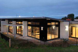 The Sands precast concrete House