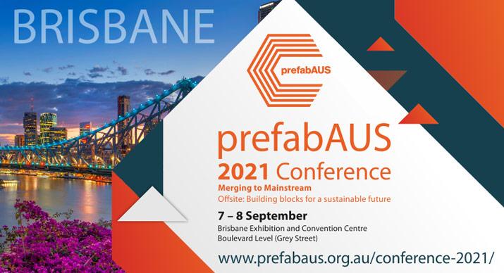 prefab conference Brisbane