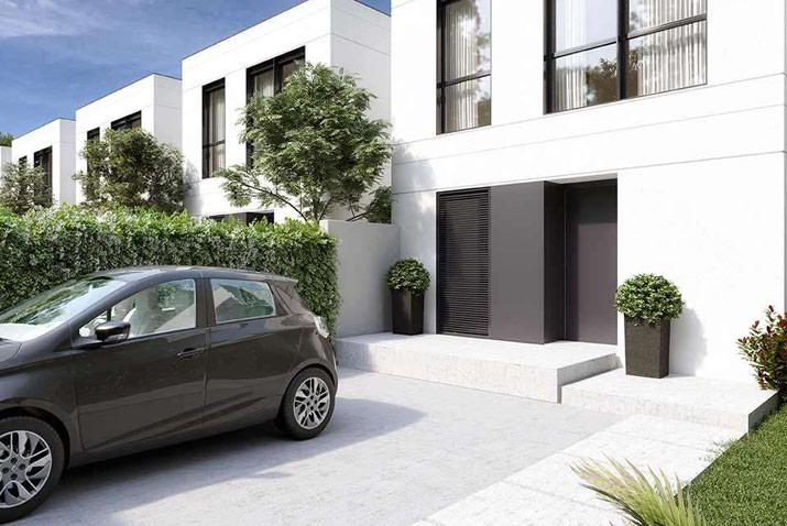 Aedas Homes modular builder Example