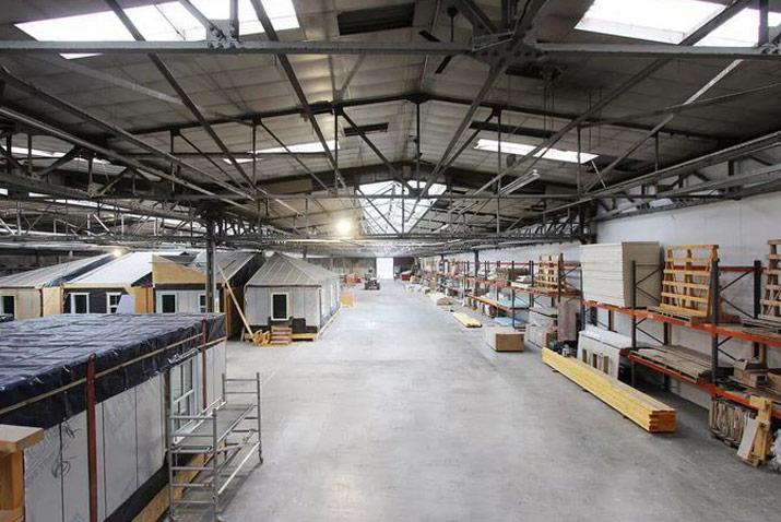 Connect Modular factory