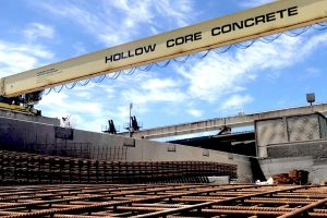 Hollow Core Precast Concrete