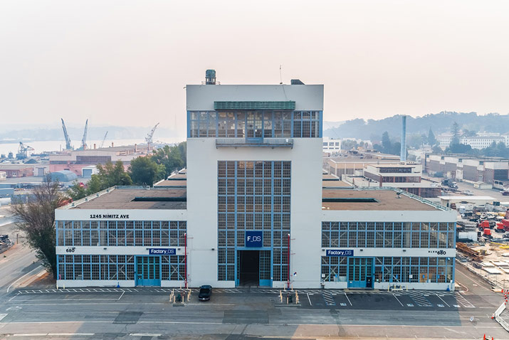 prefabrication manufacturer Factory_OS