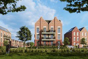 Legal & General build to rent modular