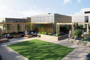 Audley Group prefabrication built retirement homes