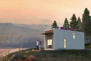 Grandio precast concrete home