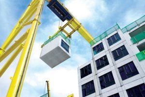 Lendlease modular construction Dfma platform