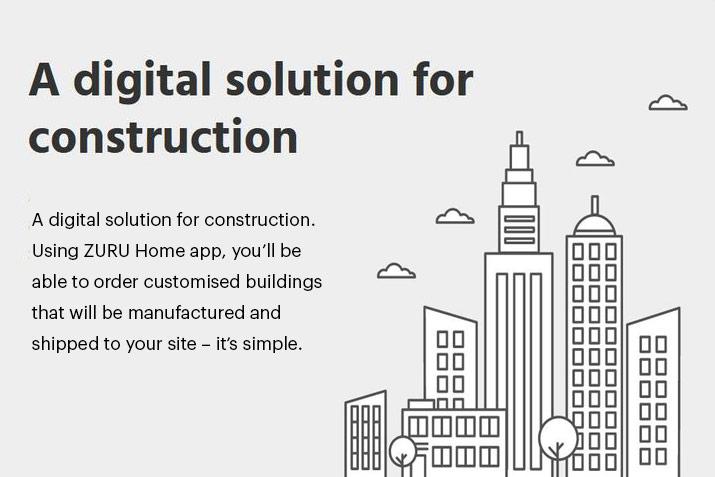 Zuru a digital solution for construction