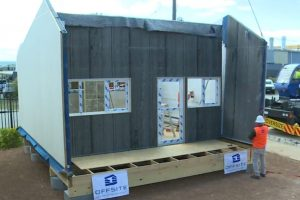 Lotterywest prefabricated housing