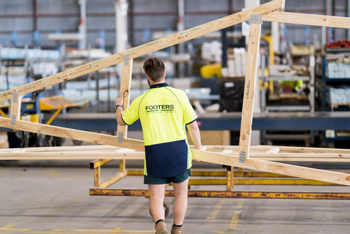South Australia Footers Structural Timber