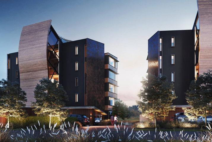 mass timber buildings