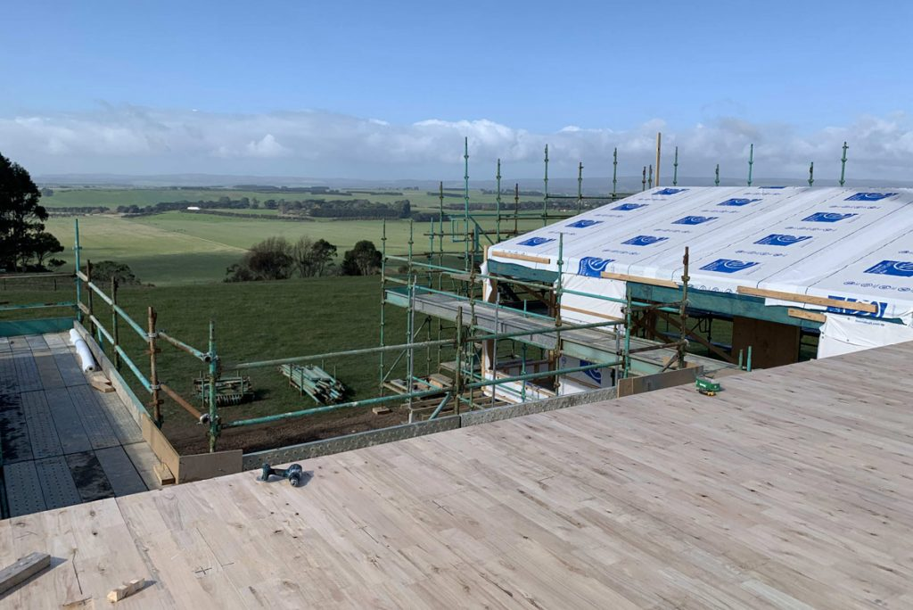 CLOS Cross Laminated Offsite Solutions construction