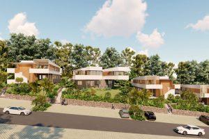 VOLO Homes 3d render of buildings