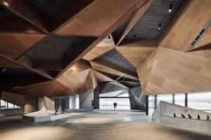 Vicbeam prefabricated timber Phillip Island installation
