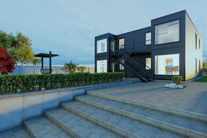 indieDwell modular house